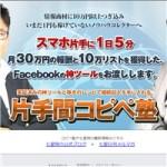 七星明×佐藤剛の片手間コピペ塾の評判